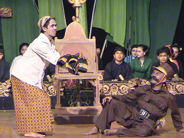 Seni Teater Tradisional Longser