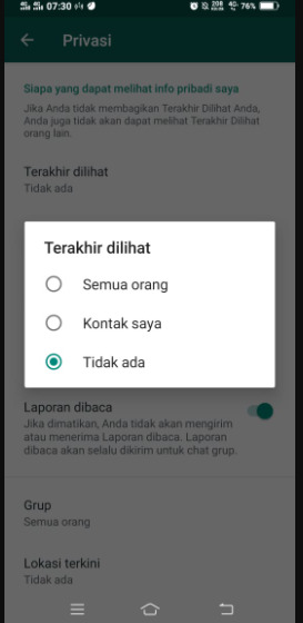 trik whatsapp terbaru