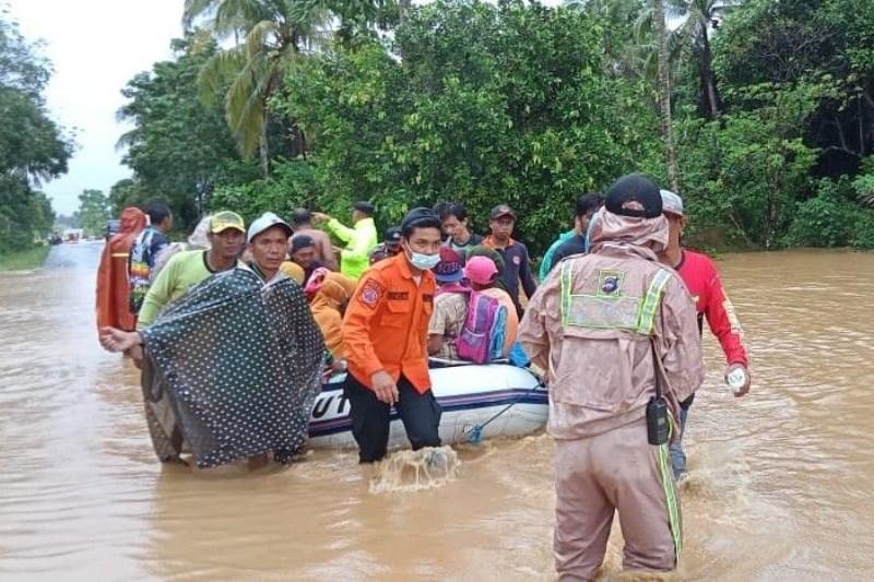 Hak Asasi Wajib Dipenuhi Bagi Korban Banjir