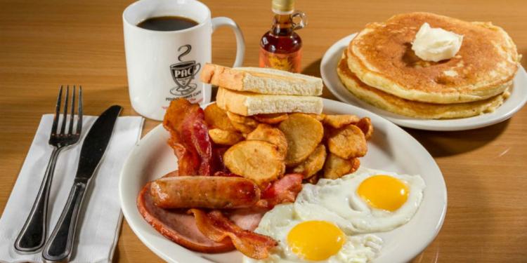 Makanan Sarapan Obesitas