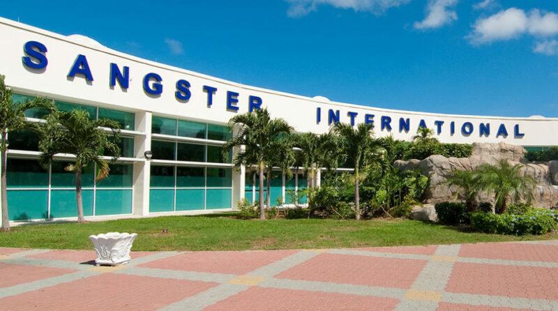 Bandara Montego Bay Jamaika