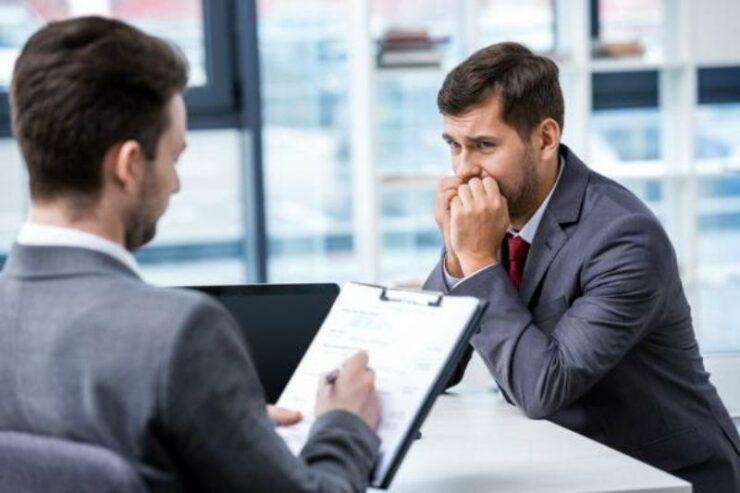 Mengatasi Gugup Wawancara Kerja