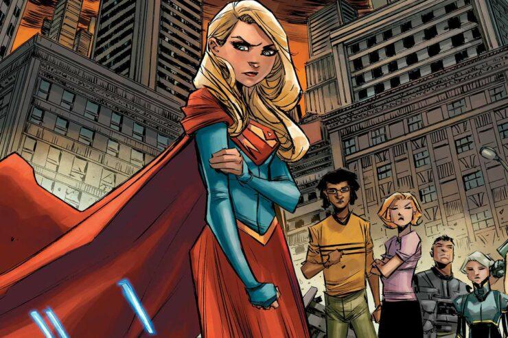 supergirl the flash DCEU