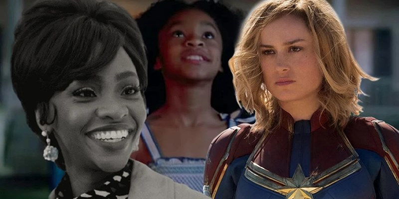 Geraldine In Wandavision And Monica Rambeau And Carol Danvers In Captain Marvel