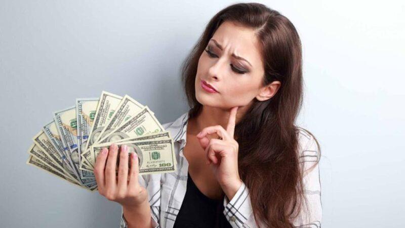 Keluarkan Uang Untuk Hal Hal Yang Dibutuhkan 1