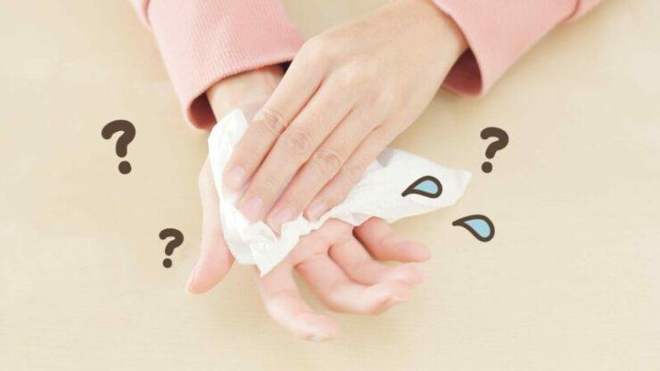 Mengapa Telapak Tangan Jadi Basah Saat Stres Ini Alasannya