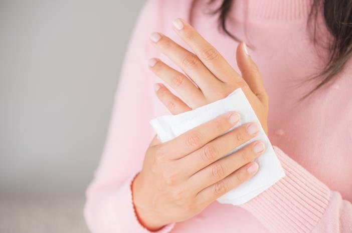 Mengapa Telapak Tangan Berkeringat