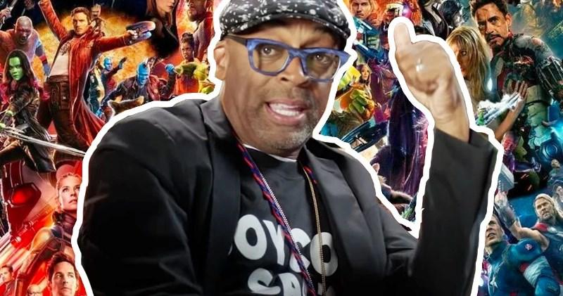 Spike Lee Direct Marvel Movie Dc Corny