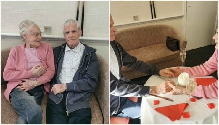 Usai 1 Tahun Berpisah, Pasangan Yang Menikah Sudah 60 Tahun Ini Kembali Dipertemukan