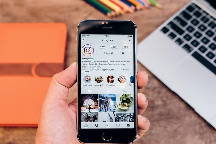 Blok Akun Instagram