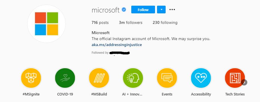 Akun Instagram Micrsoft Diserbu Usai Sebut Netizen Indonesia Tidak Sopan, Lalu Nonaktifkan Komentar