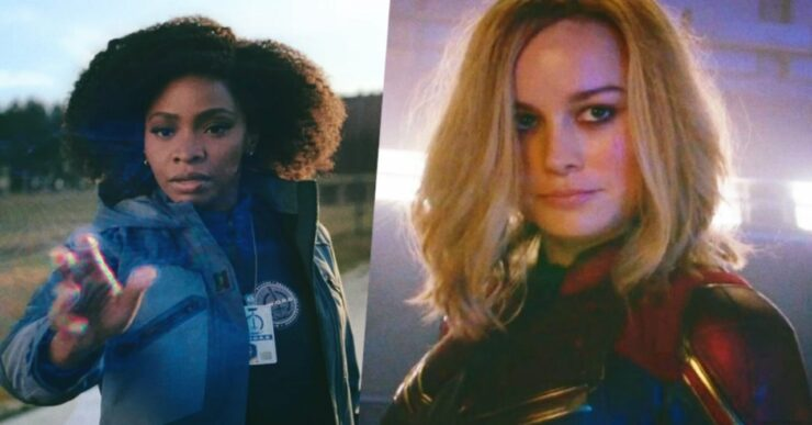 Captain Marvel Monica Rambeau