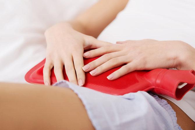 Ilustrasi Menstruasi