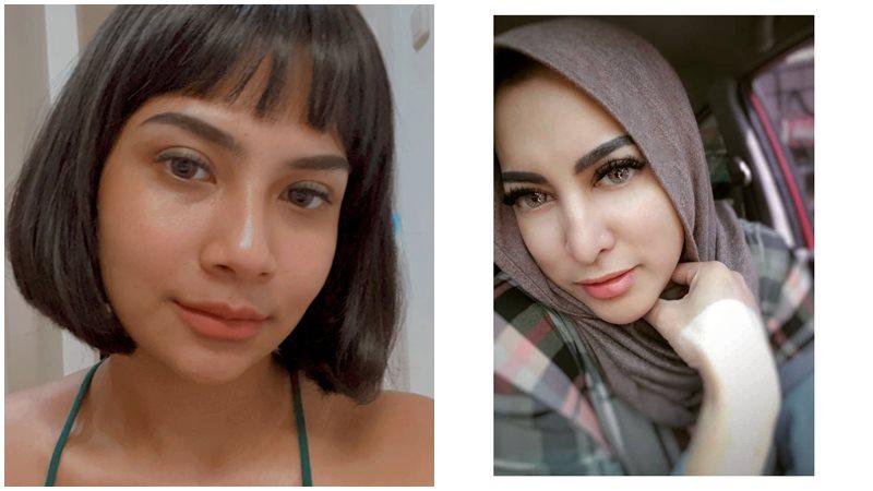 Kasus Pertengkaran Artis Indonesia Vanessa Angel Dengan Jane Shalimar