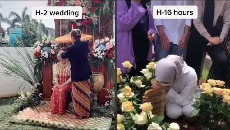 Kisah Wanita Berusaha Tegar Mengetahui Calon Suami Meninggal 16 Jam Sebelum Nikah