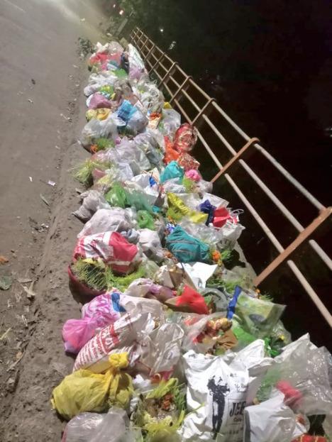 Mencegah Orang Membuang Sampah