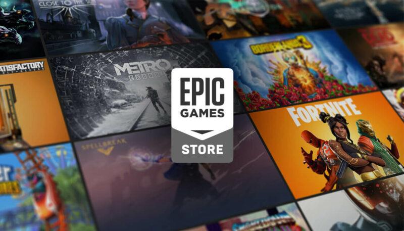 Pengembalian Game Di Epic Games Store