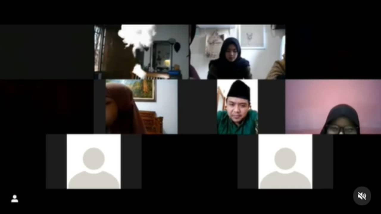 Viral Video Mahasiswa Menghilang Pakai Jurus Bunshin No Jutsu Saat Kuliah Online