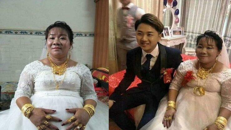 Demi Nikahi Pria 23 Tahun, Wanita Berusia 38 Tahun Ini Sogok Calon Mertua Rp 10 Miliar