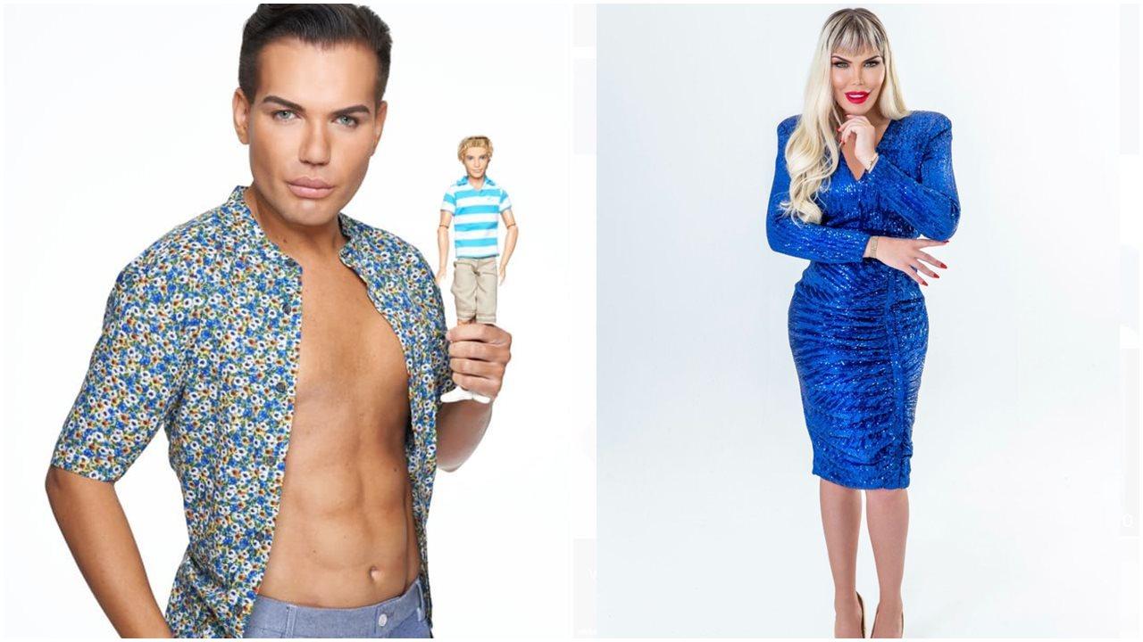 Karena Terobsesi Dengan Barbie, Pria Mirip Ken Ini Lakukan Operasi Ganti Kelamin