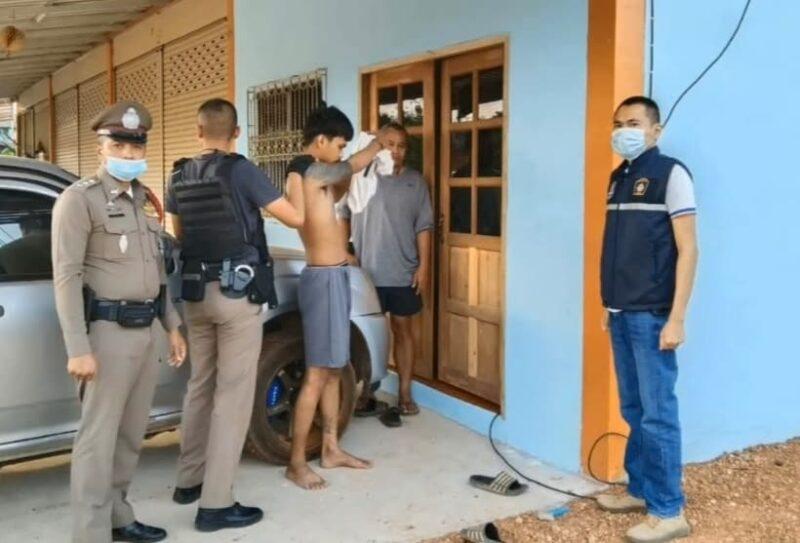 Maling Berhasil Ditangkap Atas Kebodohannya Sendiri (Facebook/tnewssrurin)