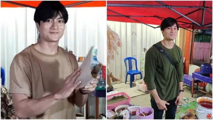 Viral Tukang Nasi Kuning Di Samarinda Yang Wajahnya Mirip Lee Min Ho