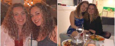 Wanita Yang Bertemu Teman Baru Di Asrama, Wajahnya Mirip Sekali Hingga Dikira Kembar