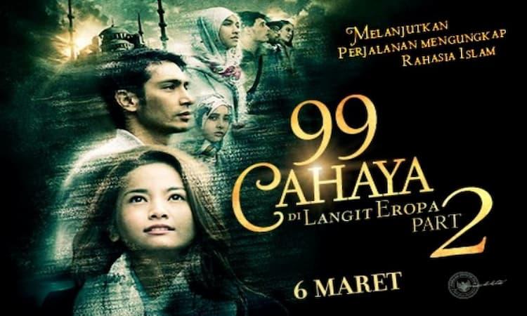 99 Cahaya Di Langit Eropa 2