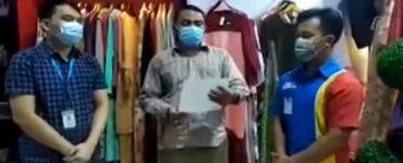Akhirnya Bapak Yang Viral Marahi Kasir Indomaret Meminta Maaf