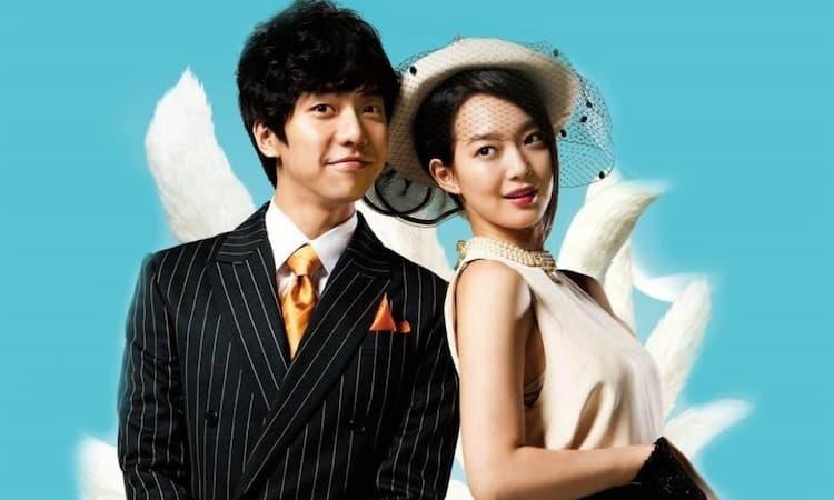 Drama Korea Shin Min Ah My Girlfriend Is A Gumiho 2010