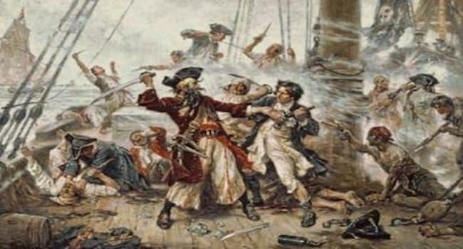 Fakta Kapten Jack Sparrow