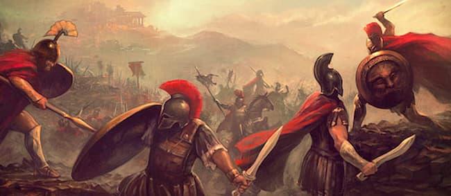Fakta Menarik Pasukan Sparta