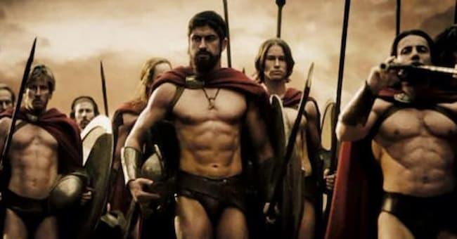 Fakta Pasukan Sparta