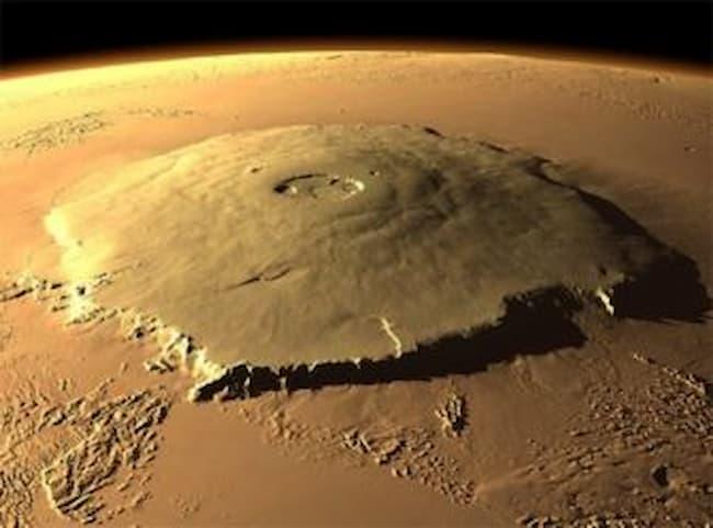Fakta Planet Mars