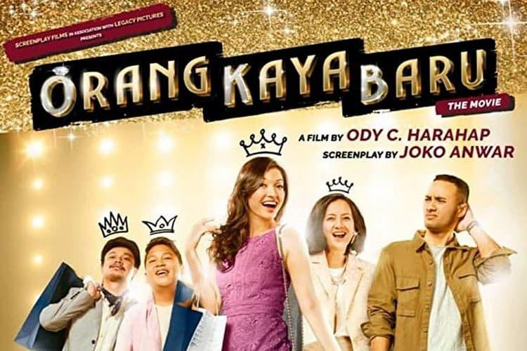 Film Raline Shah Orang Kaya Baru