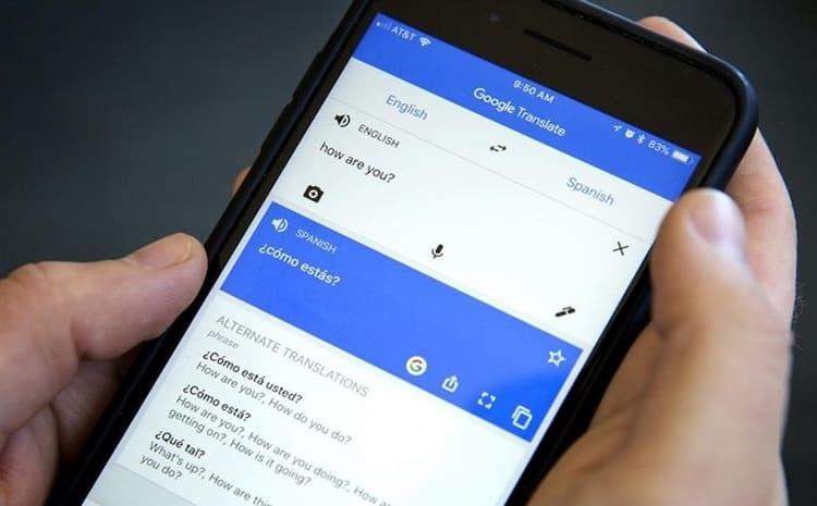 Fitur Canggih Google Translate Transcribe