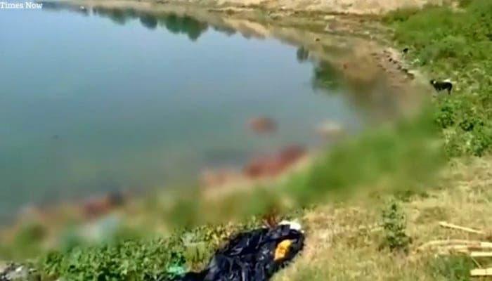 Mayat Covid 19 Dibuang Ke Sungai