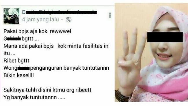 Mengeluh Di Facebook