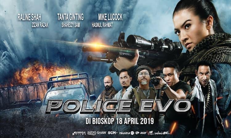 Police Evo 2