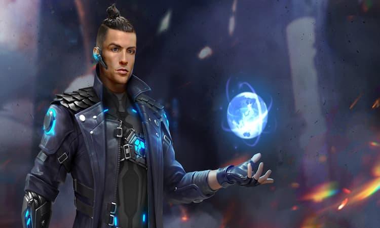 Skin Ronaldo
