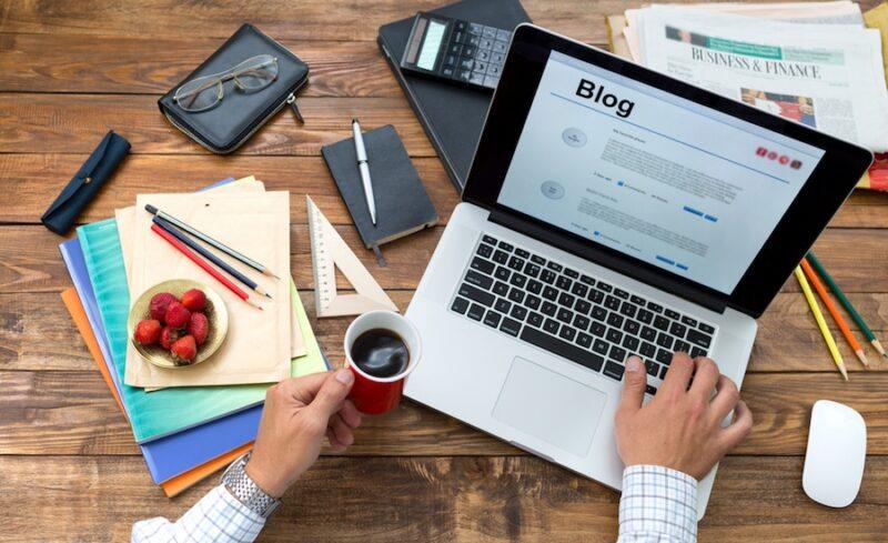 Rekomendasi Kerja Sampingan dengan Menjadi Blogger
